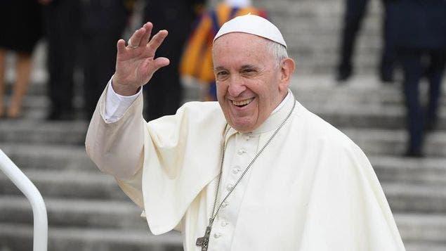 El papa destinará fondos a los damnificados por el tsunami de Indonesia