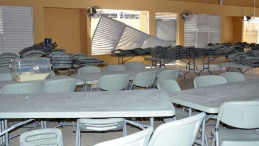 Explosión impactó comedor escuela justo antes de almuerzo