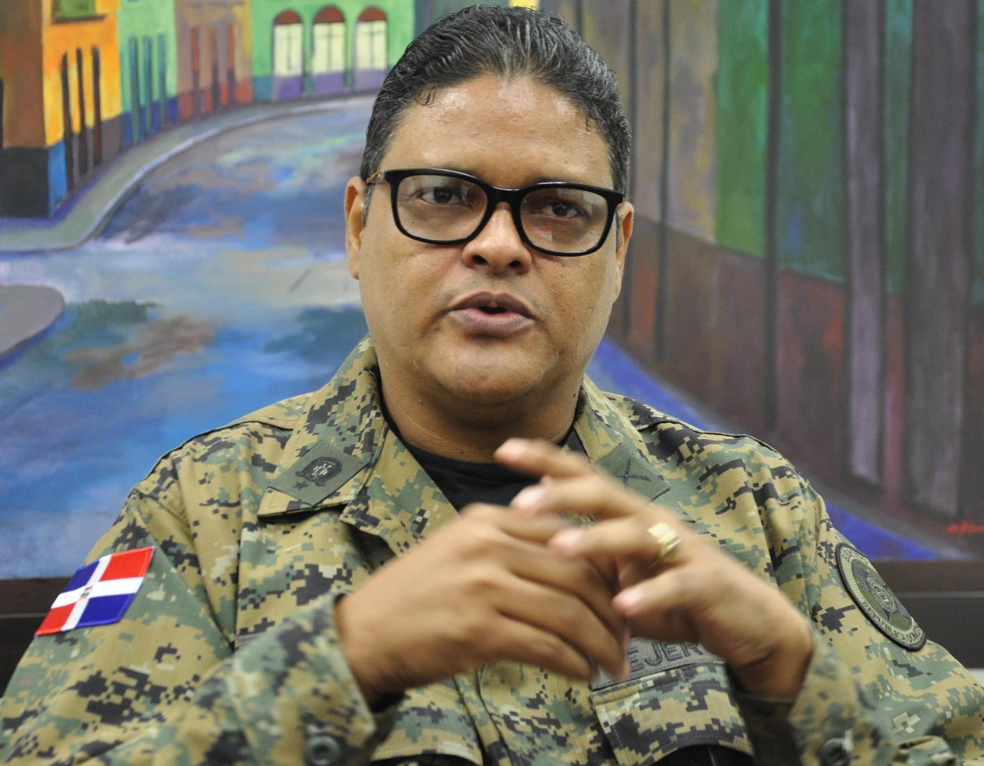 Declaran cinco provincias en alerta verde por vaguada