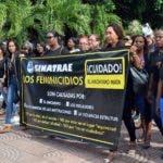 Acto Enfermeras en el Parque Independencia ,por su 34 Aniversario de SINATRAE. . Hoy/ Arlenis Castillo/07/12/18.