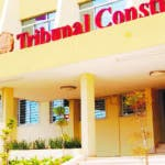 Fachada del Tribunal Constitucional del Distrito Nacional. El país/ Hoy Aracelis Mena 01/04/2013