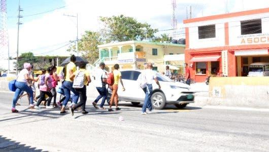 Ante cantidad víctimas, insisten peatonal Andrés