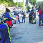 El alcalde del Distrito Nacional David Collado lanzó  un amplio operativo de limpieza que incluye toda la ciudad, con  un mayor énfasis en las principales arterias comerciales, para garantizar que se mantenga limpia y organizada durante las festividades navideñas.  Hoy/Fuente Externa 16/12/18