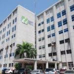 Edificio de Impuestos Internos ( DGII). El Nacional/ Archivo. Jorge Gonzalez. 25.06.2009