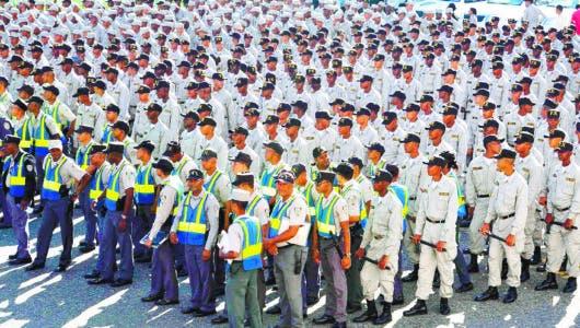 """Operativo """"Navidad Segura"""" arranca hoy con 15 mil policías"""