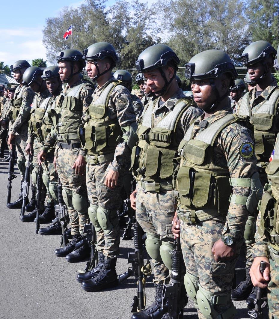 Ministerio de Defensa responde a acusaciones de que militares hacen activismo a favor de Gonzalo Castillo