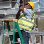 PARQUE EÓLICO LOS COCOS_ La Empresa Generadora de Electricidad Haina (EGE Haina) y el Consorcio Energético Punta Cana-Macao (CEPM), avanza en la terminación de sus parques eólicos de Los Cocos y Quilvio Cabrera en Pedernales. El Día - Foto Nehemías Alvino – 12 de Abril 2011.