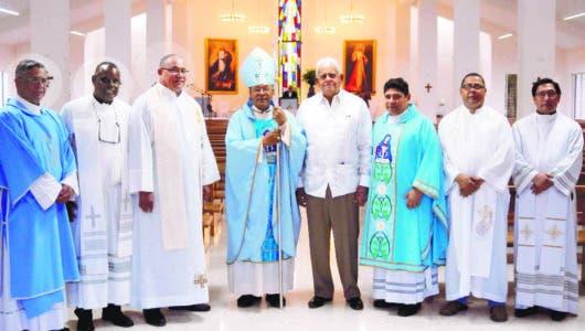 La Constructora Bisonó inaugura iglesia en proyecto