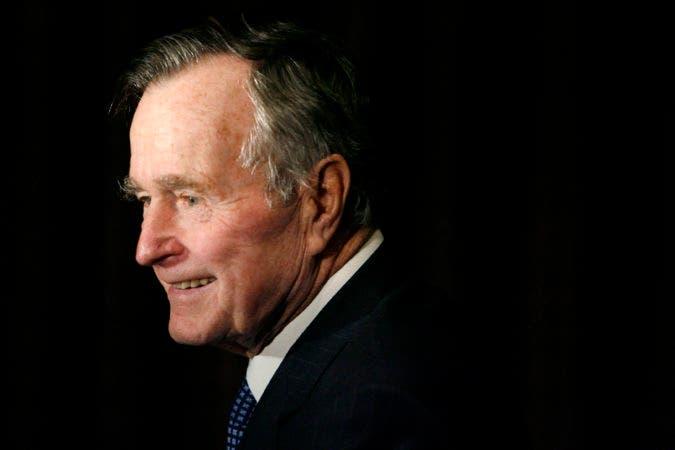 30. George H.W. Bush