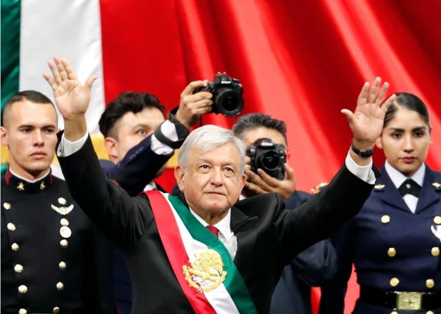 López Obrador, de candidato revolucionario a presidente pragmático en México