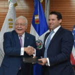Antonio Isa Conde y Michael Steinhacker