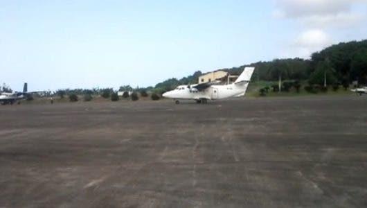 Cuatro militares y cinco civiles entre vinculados a intento robo de avión en aeropuerto de Samaná