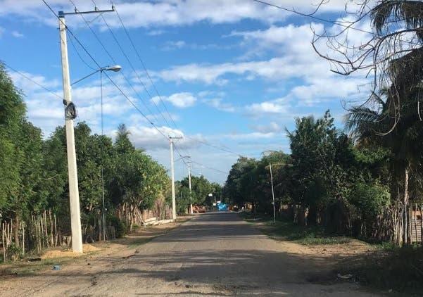 Edenorte instala 24 horas en comunidades Montecristi