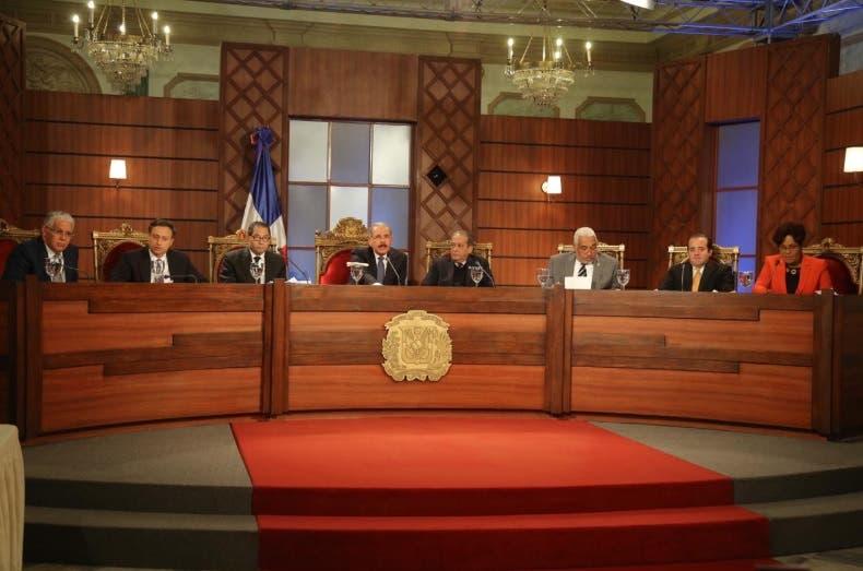 CNM concluye entrevistas aspirantes Tribunal Constitucional; deliberará próximo lunes