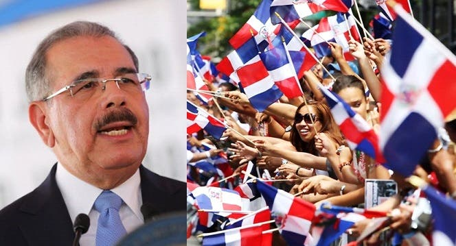 Dominicanos en NY elogian Presidente Medina aumento Gracias Navideñas