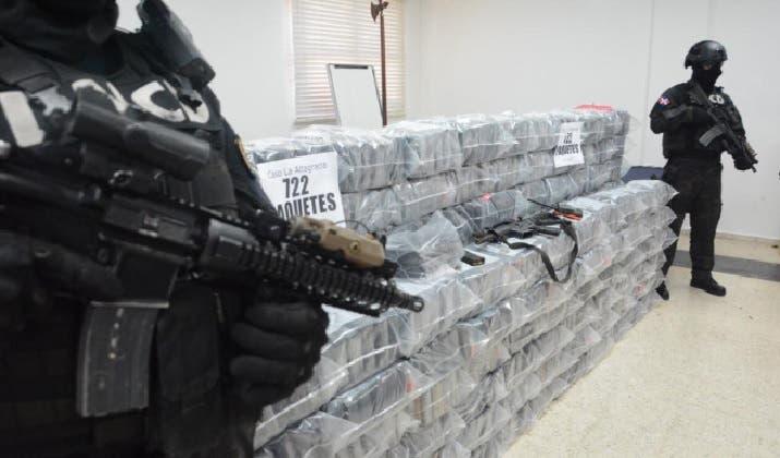"""República Dominicana entre países participa en """"Operación Orión"""" contra el narco"""