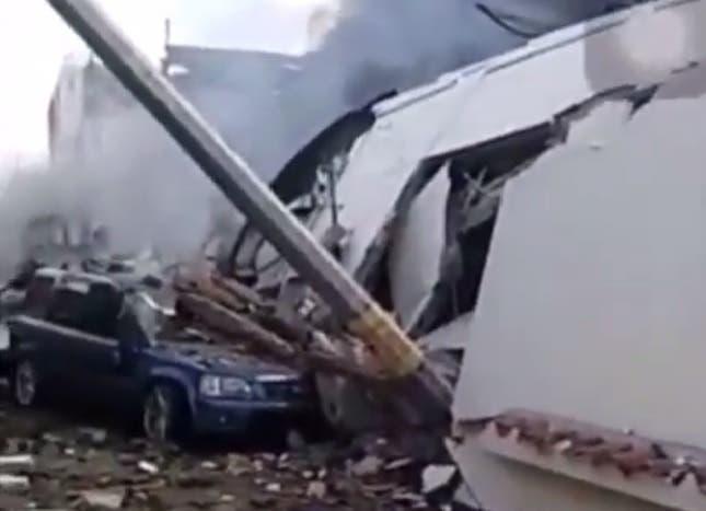 Tres personas muertas por explosión Villas Agrícolas eran empleados de Polyplas