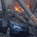 Explosión Villa Juana