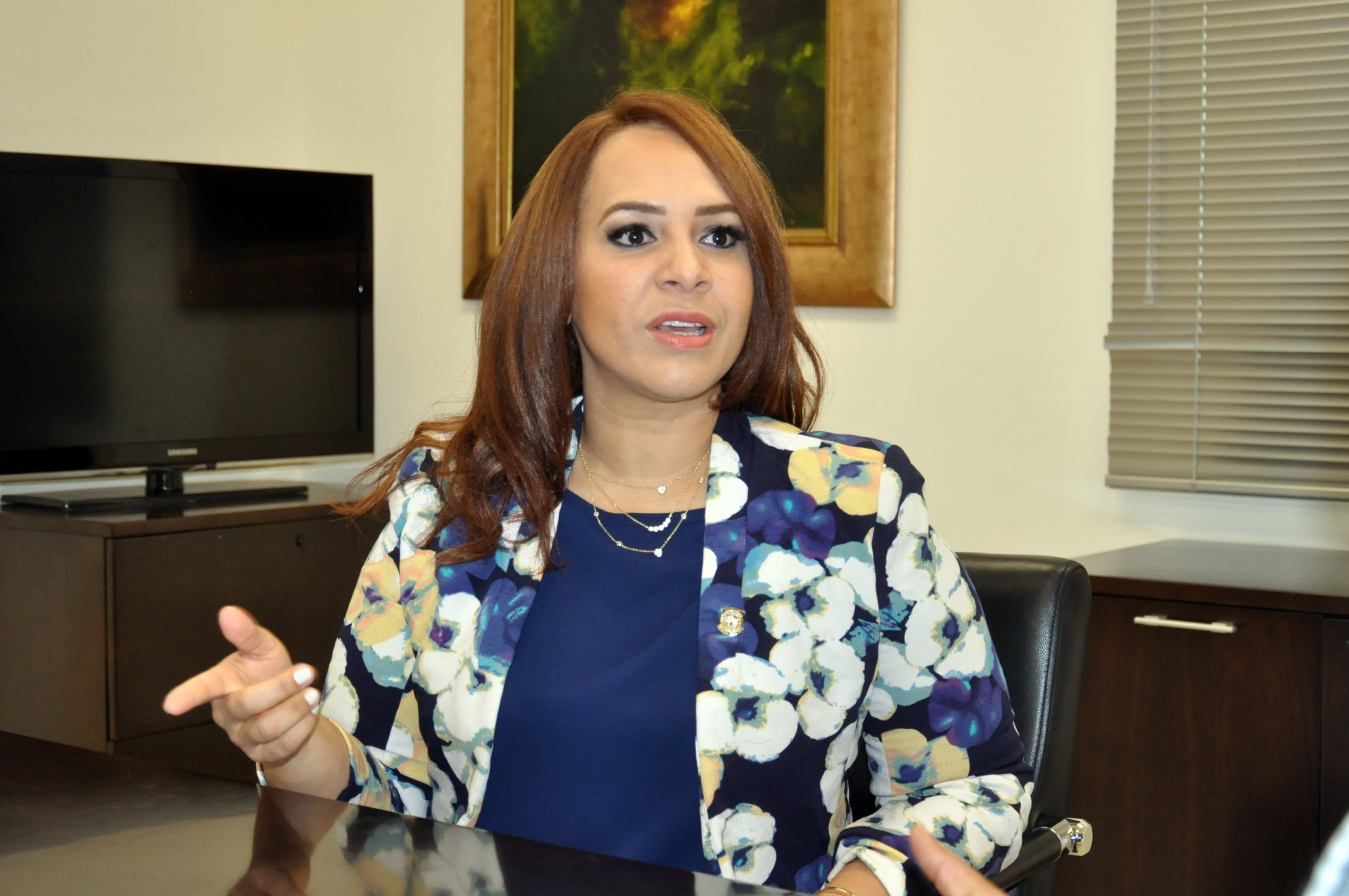 Entrevista a la Diputada Karen Ricardo. Hoy/ Arlenis Castillo.