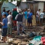 """El Frente Cívico y Social deploró el desalojo llevado a cabo por las autoridades en los barrios Los Guandules y La Ciénaga, el cual dejó a decenas de familias sin hogar. A los desalojados de los Guandules y la Ciénaga, estamos conscientes de la gran injusticia cometida en este desalojo conocemos la consecuencias y les advierto que administren de manera austera la compensación con que le han pagado el estado"""" expresó el doctor Isaías Ramos, presidente del Frente Cívico y Social, en foto Isaias Ramos. Fuente externa 19/12/2018"""