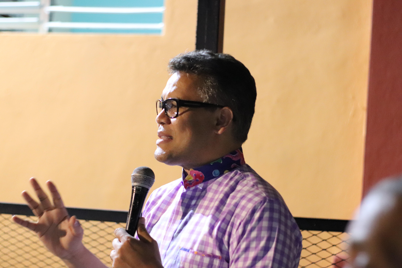 Carlos Peña: Queremos ver las manos de los pastores y de los sacerdotes dirigiendo y ejecutando programas