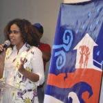 Jahnna Jiménez, oficial de protección Ponte Alerta Caribe