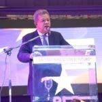 Leonel Fernandez pronuncia su discurso (2)