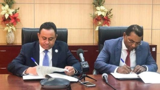 EGEHID y el INVI firman acuerdo para construir proyectos habitacionales