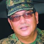 Mayor general Eugenio Matos