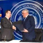 Miguel Vargas y , Ivica Dačić