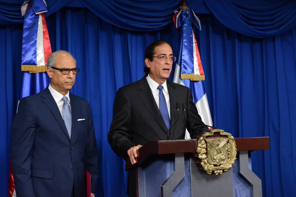Gustavo Montalvo habla sobre devolución definitiva de terrenos Bahía de las Águilas al Estado dominicano