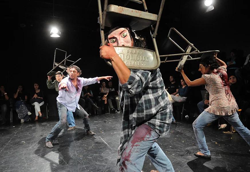 El Teatro protagoniza la cartelera de los espectáculos este fin de semana