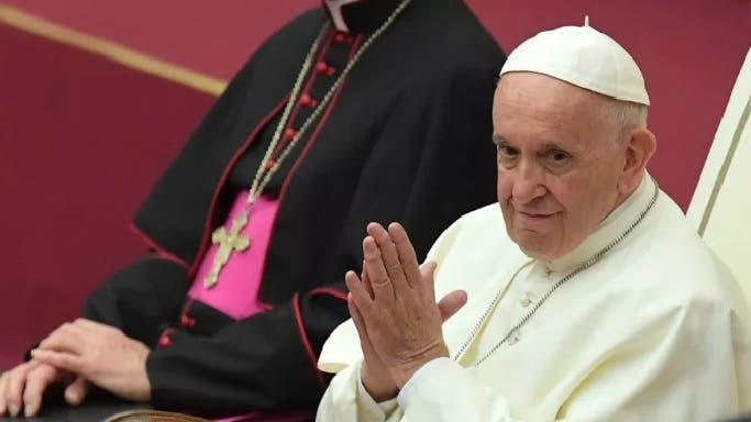 Papa Francisco/Foto: Fuente externa.
