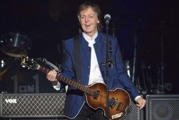 Paul McCartney/Fuente externa.