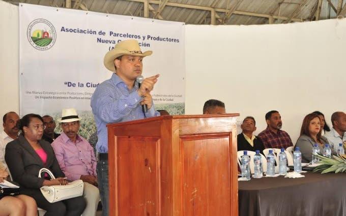 """Productores anuncian iniciativa """"De la Ciudad para el Campo"""""""