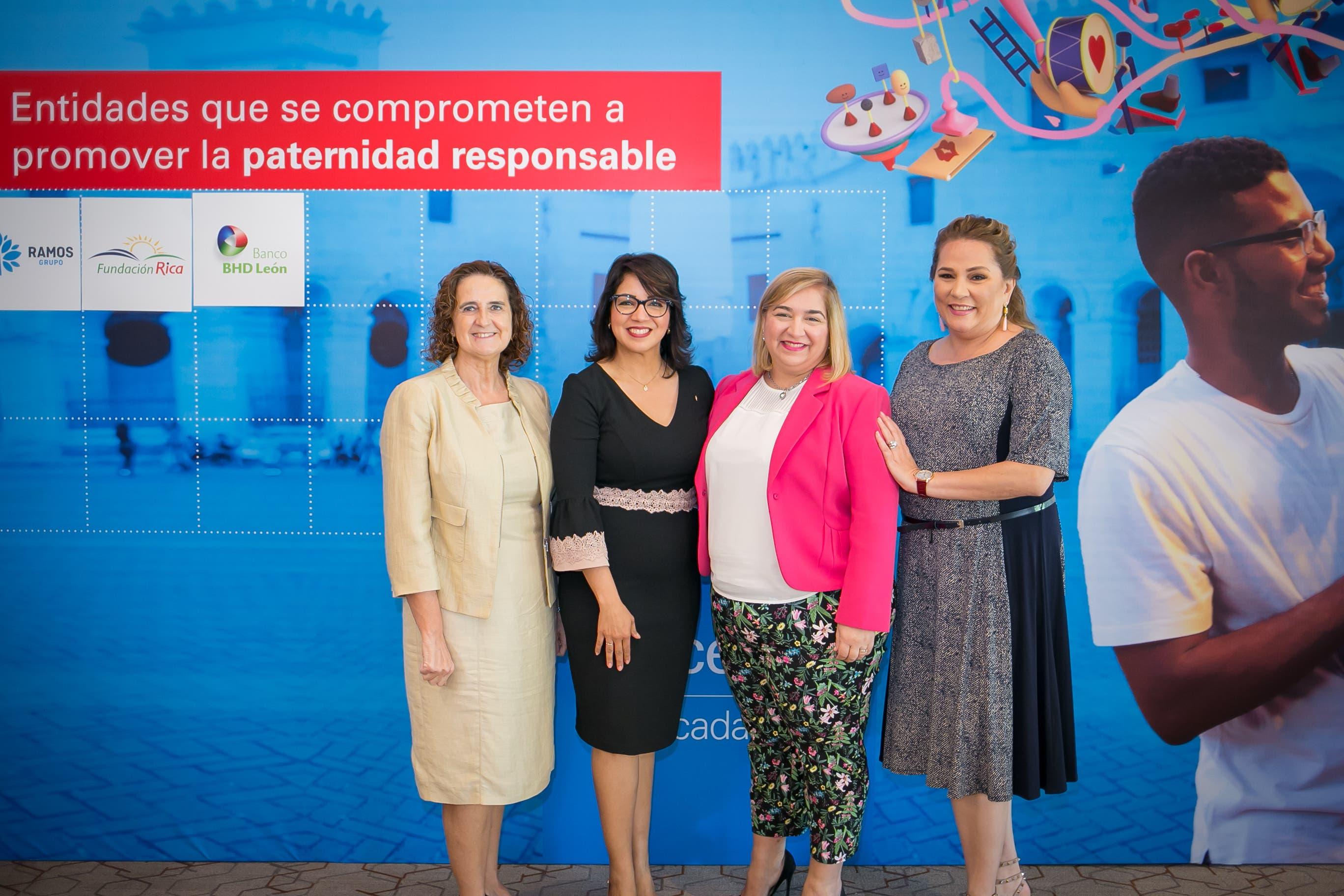 UNICEF felicita al banco BHD León por extensión de licencia por paternidad a 10 días