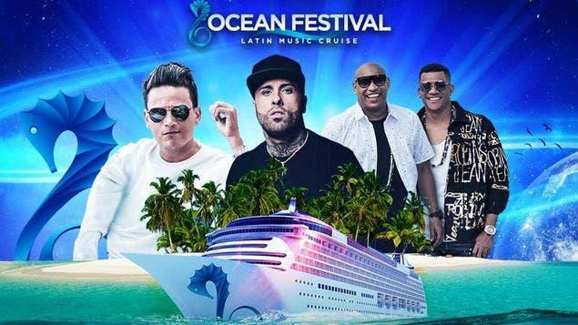 Nicky Jam, Gente de Zona y Silvestre Dangond estarán abordo del crucero de música latina