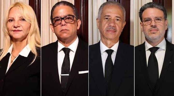 Perfil de los nuevos jueces del Tribunal Constitucional