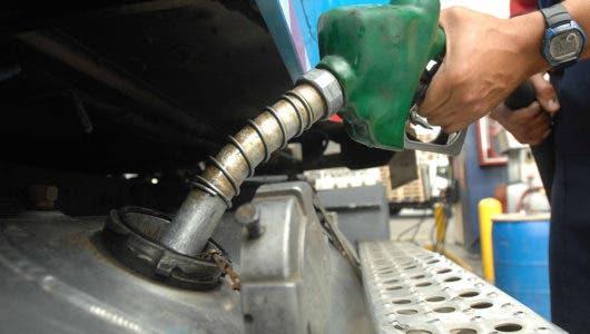 Combustibles bajan entre RD$1.10 y RD$7.40  a excepción del GLP que sube RD$1.20