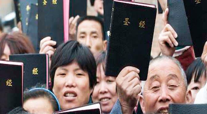 Apresan 80 cristianos por no pertenece a la iglesia aprobada por el oficialismo en China