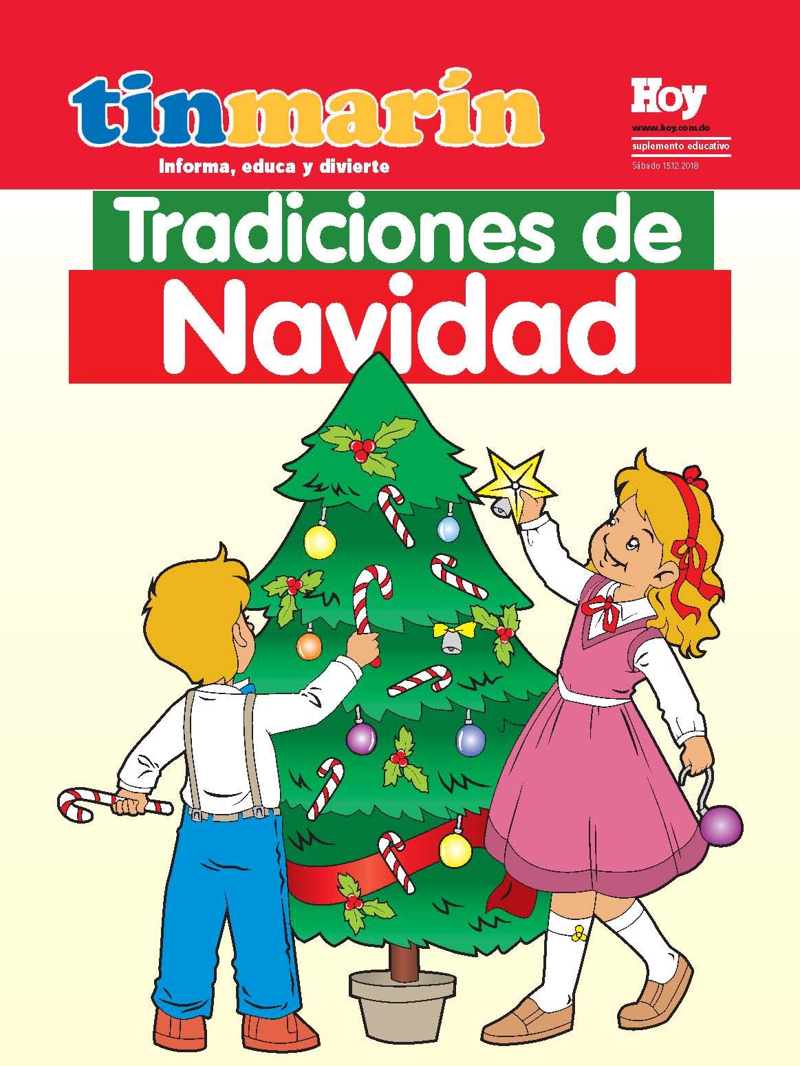 portada Tinmarín, sábado 15 diciembre, 2018