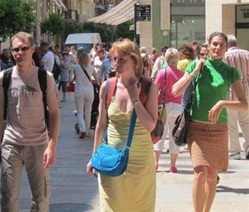 Aumenta llegada de turistas rusos