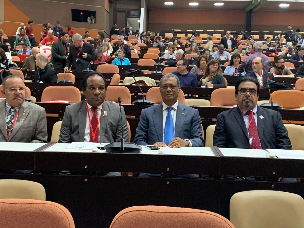 Destacan papel de Gregorio Luperón durante conferencia internacional en Cuba