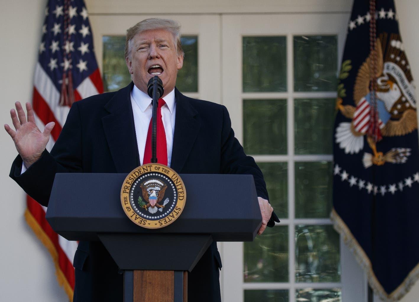 La Casa Blanca empieza a jugar sus cartas ante la investigación contra Donald Trump