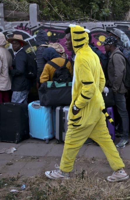 89 haitianos retornaron a su país desde Chile por plan humanitario
