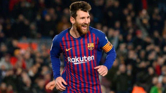 Desestimada la demanda contra Messi por contrato que regularizó a su padre