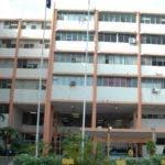 Fachada  del Hospital José Maria Cabral y  Baez de Santiago. Hoy/ Fuente externa 23/10/2010