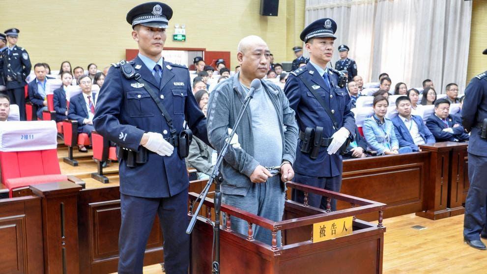 """China ejecuta a """"Jack, el destripador"""", un asesino en serie que mató a 11 mujeres"""