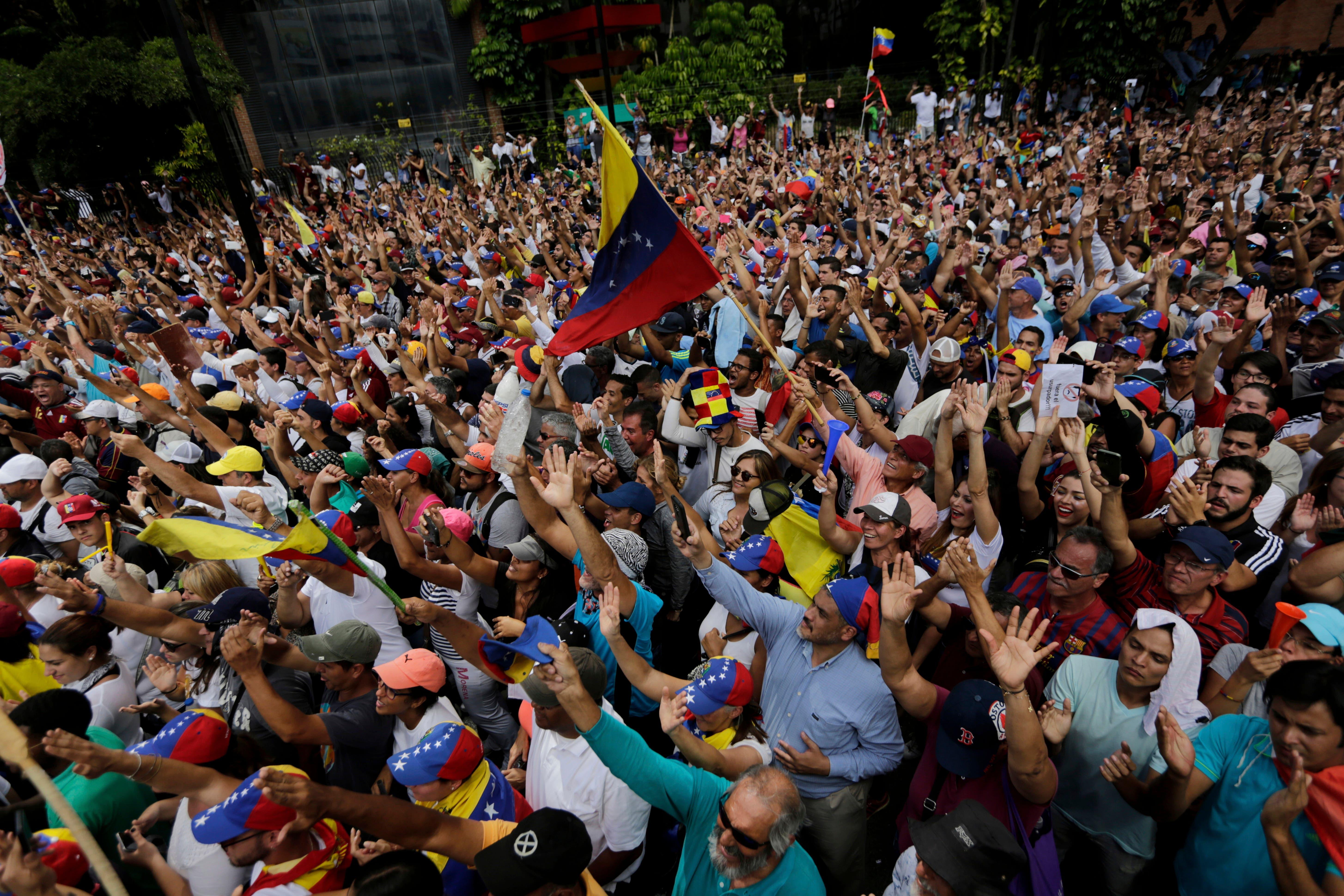 Venezuela: La oposición convoca a una nueva jornada de protestas contra Nicolás Maduro