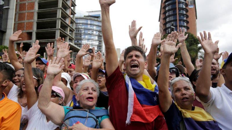 VENEZUELA-CRISIS POLITICA-LO ULTIMO